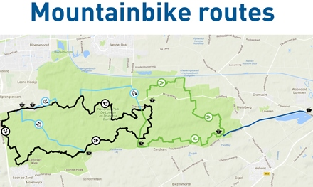 Mountainbike-routes-duinen